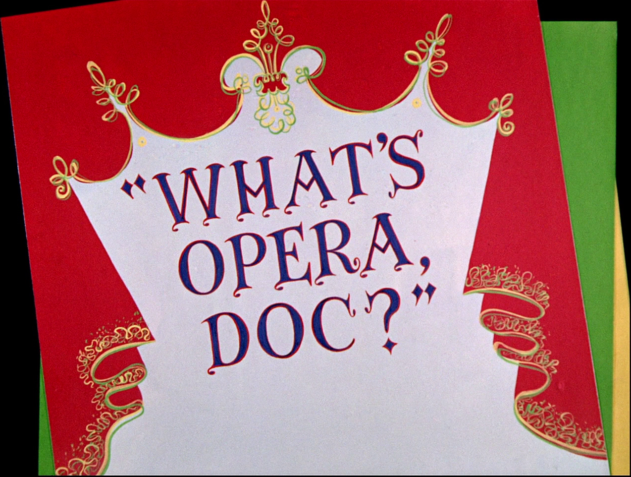 What's Opera, Doc? | Looney Tunes Wiki | FANDOM powered by Wikia