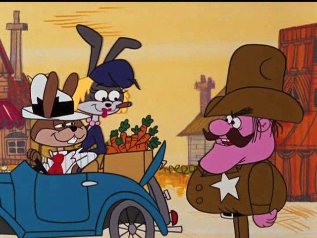 What's New Looney Tunes - Bunny and Claude (We Rob Carrot Patches) (Enhanced!)