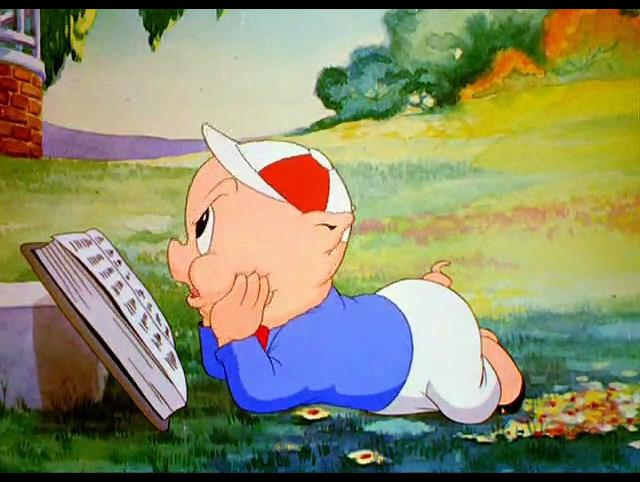 Porky Pig - Old Glory (1939)
