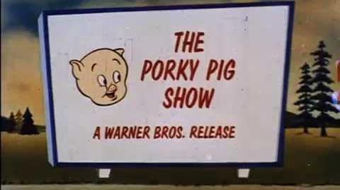 The Porky Pig Show - Intro & Outro