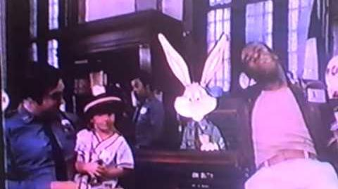 1978-1979 Dr. Pepper TV commercial w Bugs Bunny and David Naughton