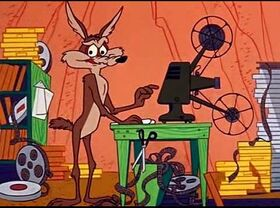 Wile E. Coyote And Road Runner - (Ep. 22) - Adventures Of The Road Runner.352p.mpeg4