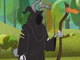 Carl the Grim Rabbit