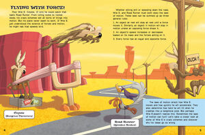 Lt book wile e coyote physical science genius