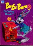 Lt coloring whitman bugs bunny