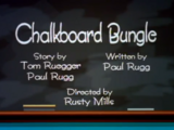 Chalkboard Bungle