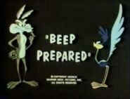 Lt beep prepared the bugs bunny & tweety show