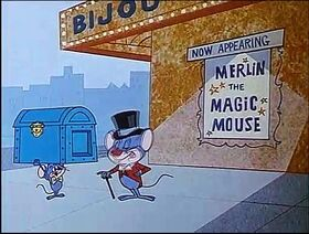 Merlin the Magic Mouse (1967)-0