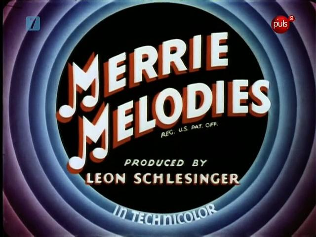 Merrie Melodies - The Bird Came C.O.D