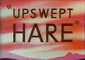 Upswepthare