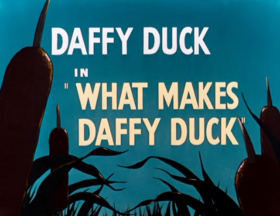WhatMakesDaffyDuck1948TitleCard