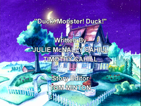 Duck! Monster! Duck!