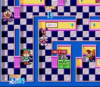 Tiny Toons Maze Game