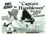 CaptainHareblower Lobby Card