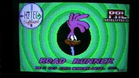Let's Compare Road Runner (and Wile E. Coyote) - C64 vs