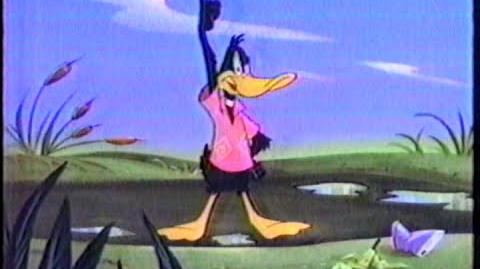 1992 - Daffy Duck Waterfowl Commercial