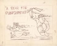 ABearforPunishmentLobbyCardPreliminarySketch