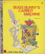 Bugs Bunny Carrot Machine - Cover 39 cent no 127 - 1st printing