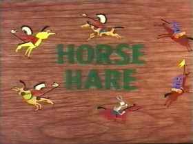 Horse Hare
