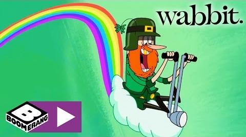 Wabbit - The Game is a Foot - Lucky Irish Foot - Boomerang UK