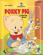 Lt coloring merrigold porky pig