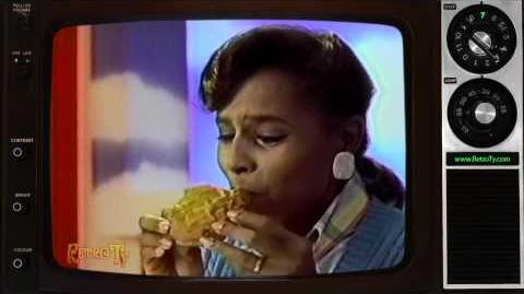 1987 - KFC - Foghorn Leghorn