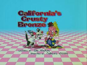 Lt californias crusty bronze