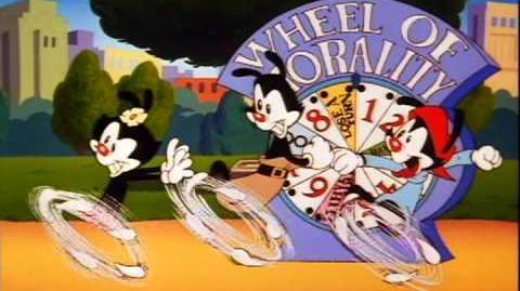 Animaniacs - Wheel of Morality 1