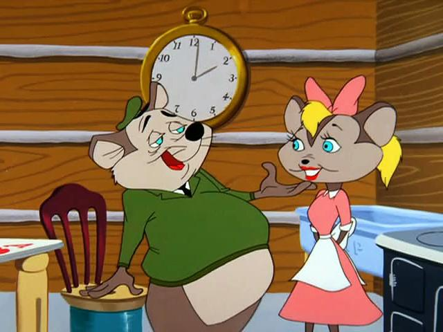 The Honey-Mousers (1956)