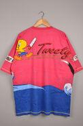 Tweety tee sylvester sweatshirt, tweety t-shirt (Back)