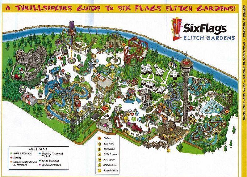 Six Flags Elitch Gardens   Looney Tunes Wiki   FANDOM powered by Wikia