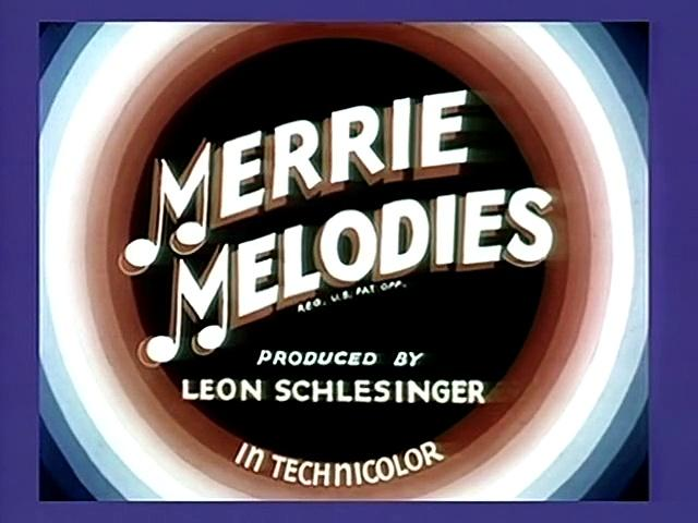 Ghost Wanted -Merrie Melodies