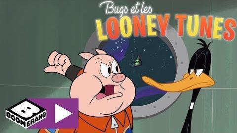 Voyage lunaire - Bugs et les Looney Tunes - Boomerang
