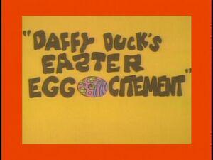 DaffyDucksEasterEggcitement