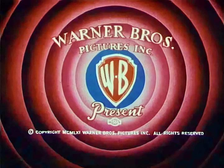 Warner Bros 1961x14 Bugs Sam Prince Violent