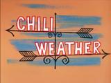 Chili Weather