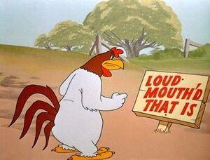 Lt loud mouthd