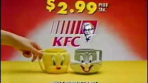 KFC Commercial 1995