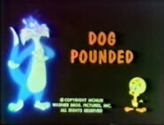 Lt dog pounded tbbats