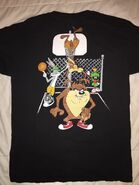 Vintage Looney Tunes Rare Shirt (Back)