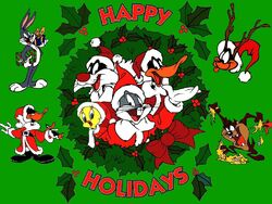 Happy-holidays-from-looney-tunes