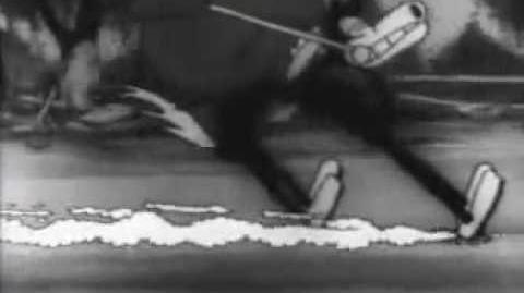 Looney Tunes - Bosko's Fox Hunt (1931).flv