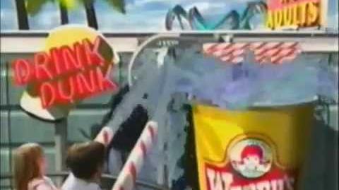 Wendy's Ad- Looney Tunes (2000)