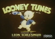 Looney Tunes logo (Slap Happy Pappy)