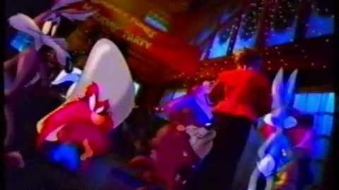"""ADVENT CALENDAR 2011 Day 16 - Target """"Harmonious Holidays"""" ad, 1996"""