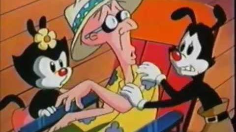 Animaniacs Promo- Coming to CN 2 (1997)