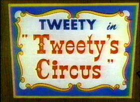 Tweetyscircus