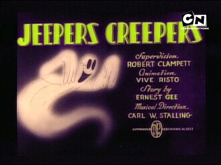 Jeepers Creepers (1939) Computer Colorized