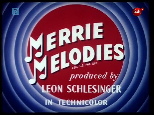 Merrie Melodies - Meatless Flyday