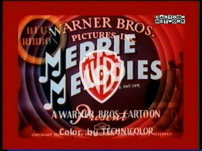 Merrie Melodies - The Fifth Column Mouse